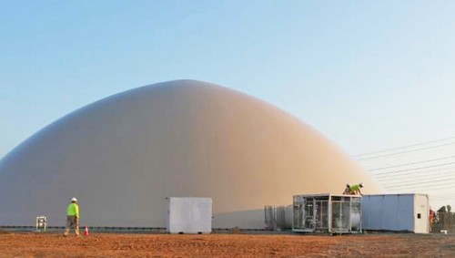 SGT, LLC (Duke Energy) Beyond Design Basis Flex Storage Domes