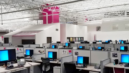 T-Mobile Call Center